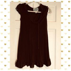 Anthropologie Deletta mini dress S gently loved
